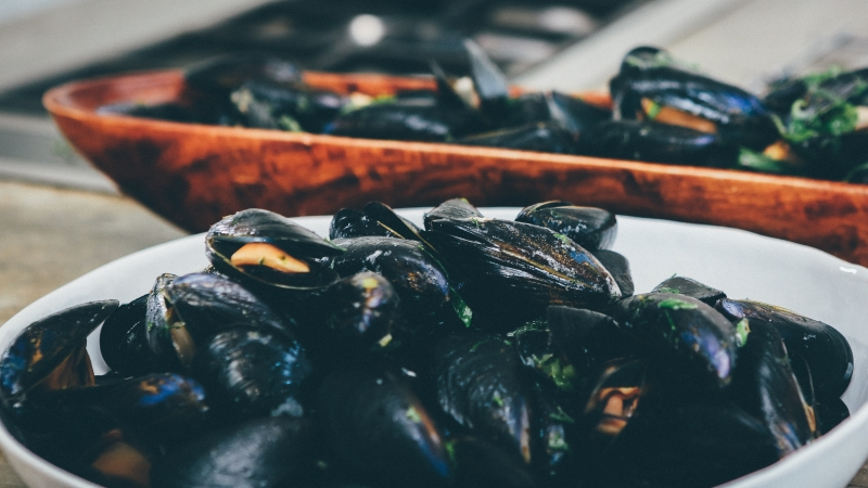 moules marniere
